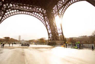 Auf nach Paris!