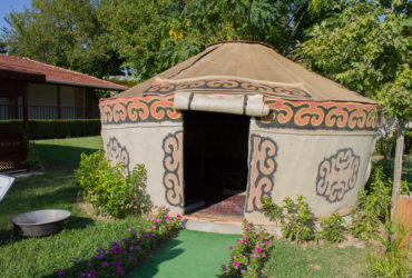 Besuch im Yörük Museum in Manavgat (Antalya)