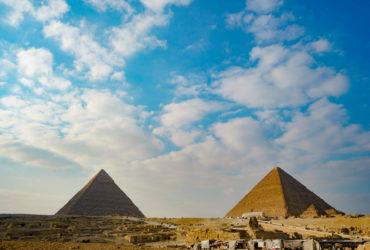 Ein Ausflug in die Vergangenheit: Zu den Pyramiden