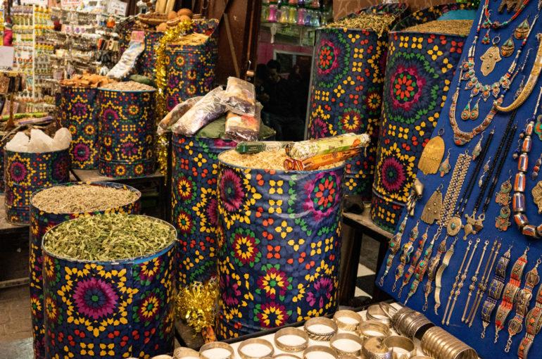 Zwischen Märchen und Realität: Marrakesch