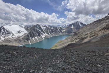 Ala-Kul-Wanderung: Unsere Route von Karakol zum Ala-Kul-See bis nach Altyn Arashan
